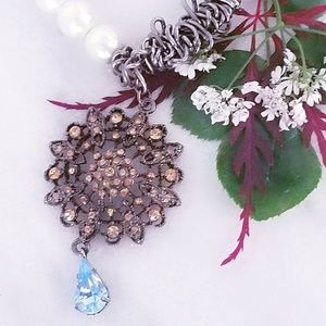 Jewelry - Swarovski Crystal Bracelet Indiana Charm Bollywood